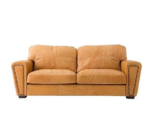 NAKED LEATHER SOFA