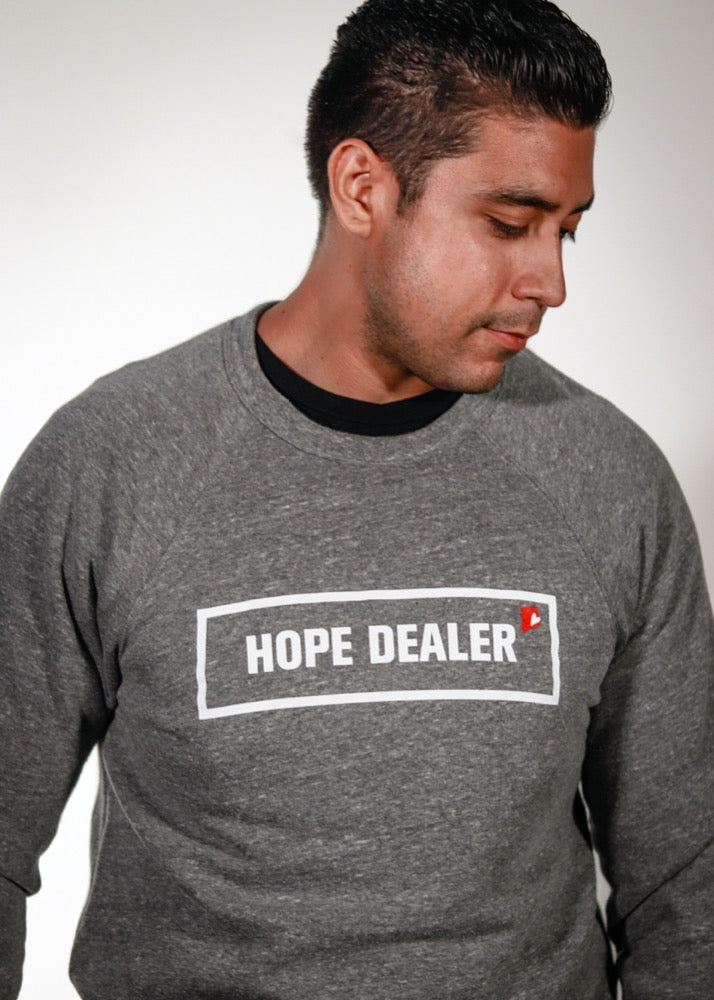 Hope Dealer Grey Sweatshirt
