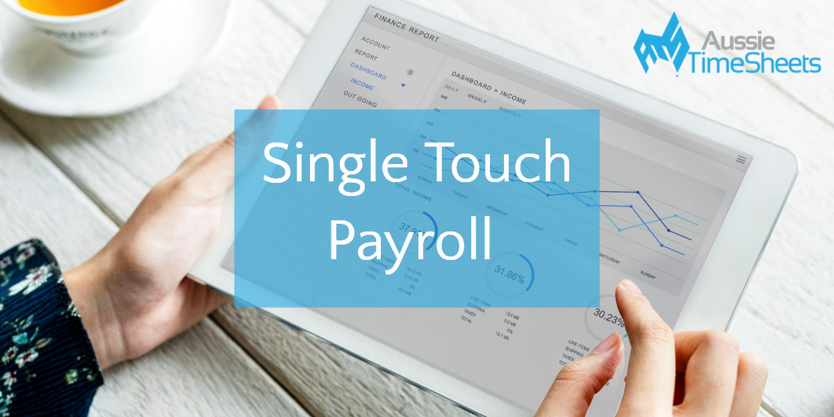 Do you need to go digital for Single Touch Payroll?