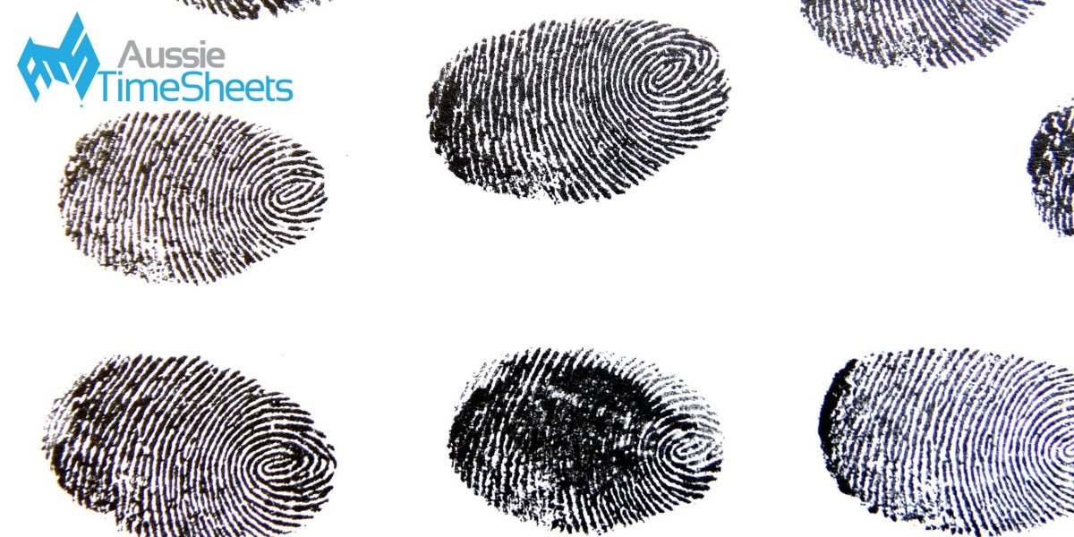 How a Biometric Fingerprint Time Clock works?