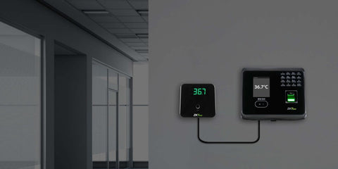 Body Temperature Detections Device