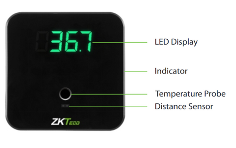 Body Temperature Device Specifications