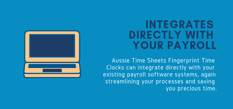 How Does a Fingerprint Time Clock Work? - Aussie Time Sheets