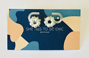 Pearls Are A Girls Best Friend - She has to be chic boutique