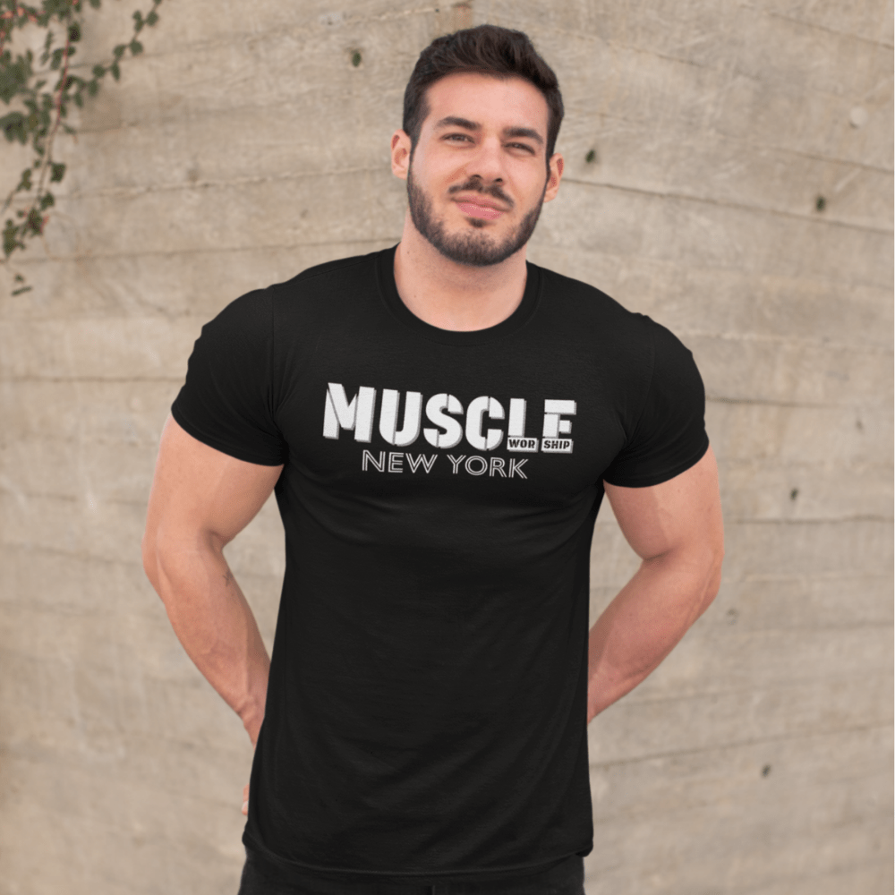 Worship muscle Muscle Lover