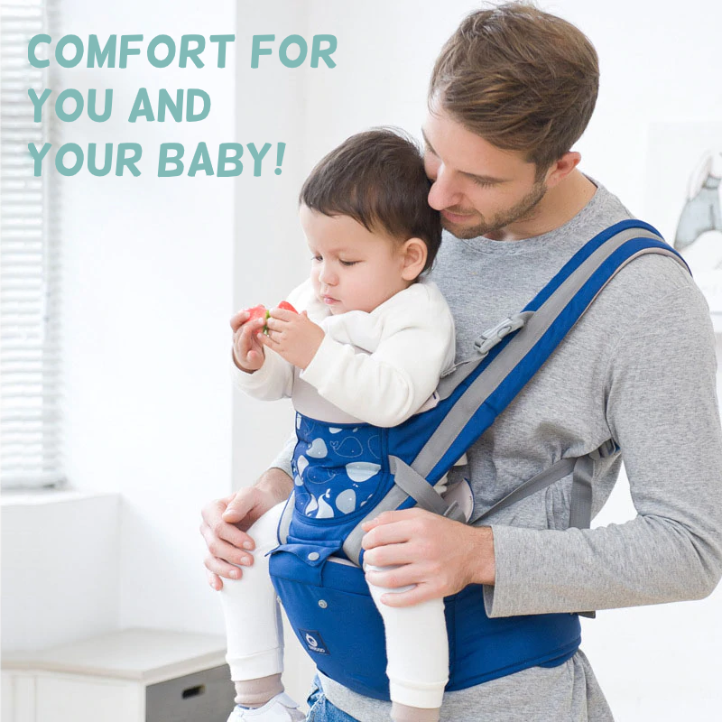 comfy kiddo baby carrier