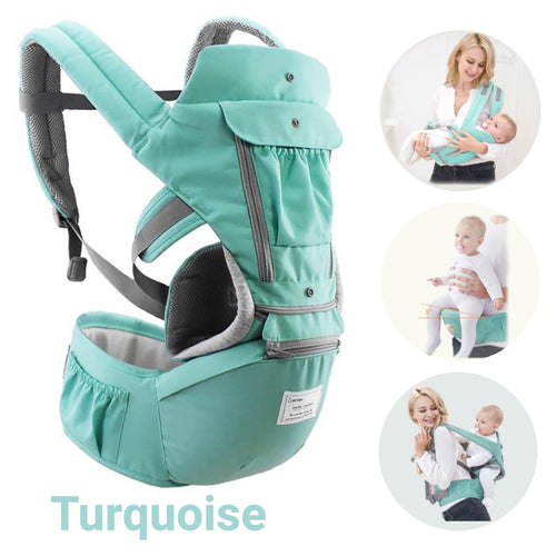 All-In-One Ergonomic Baby Carrier | 0-36 Months - Comfy Kiddo™