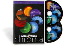 Wholetones Chroma DVD and Blu-Ray