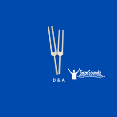 D & A Tuning Forks