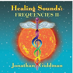 Healing Sounds Frequencies II by Jonathan Goldman
