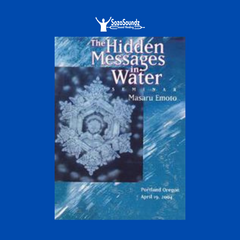 The Hidden Messages in Water Seminar DVD with Masaru Emoto