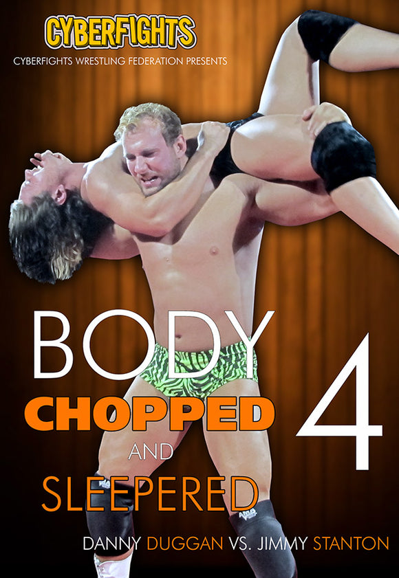 Body Chopped and Sleepered 4