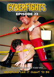 CYBERFIGHT 23 - BENJAMIN QUEST VS KIDD USA (DVD)
