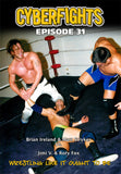 CYBERFIGHT 31  - IRELAND / STRYKER VS JIMI V / FOX (DVD)