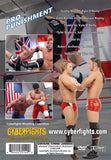 CYBERFIGHTS 118 - PRO PUNISHMENT DVD