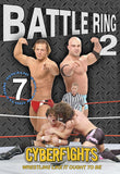 CYBERFIGHTS 119 - BATTLE RING 2 DVD