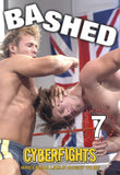 CYBERFIGHTS 122 - BASHED DVD