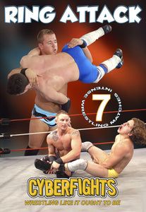 CYBERFIGHTS 123 - RING ATTACK DVD