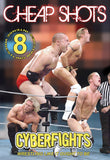 CYBERFIGHTS 125 - CHEAP SHOTS DVD