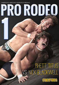 PRO RODEO 1 - BLACKWELL VS TITUS