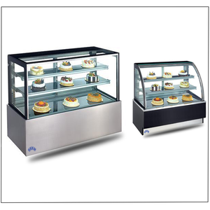 Hot & Cold Food Display