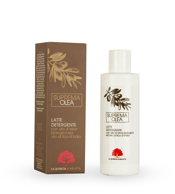 Suprema Olea - Latte Detergente Fico D'India 200ml