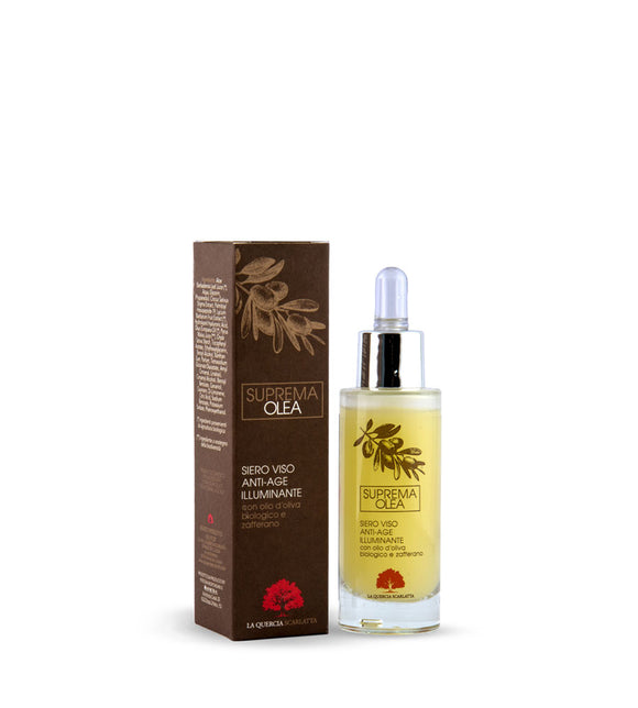 Suprema Olea - Siero Viso Anti-age Illuminante 30ml
