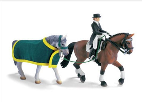 Schleich - Dressage Riding Set