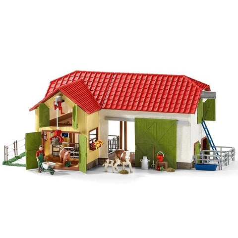 Schleich - Large Farm with Accessories