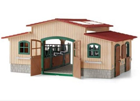 Schleich - Horse Stable with Accessories