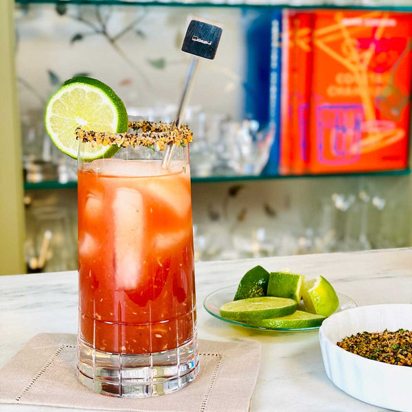 Classic Bloody Mary Recipe | At The Bar Blog | Cocktail Chameleon by Mark Addison
