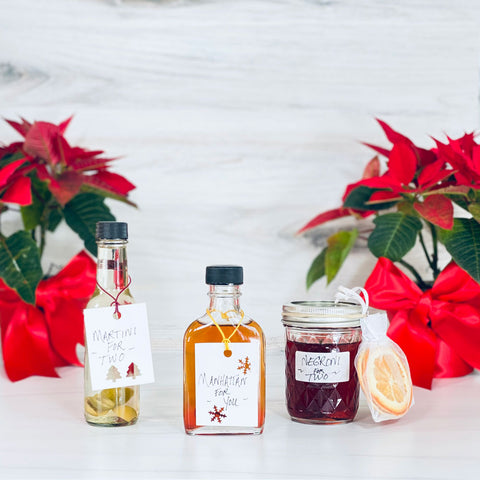 How to make ready to drink cocktails as last minute gifts for cocktail lovers