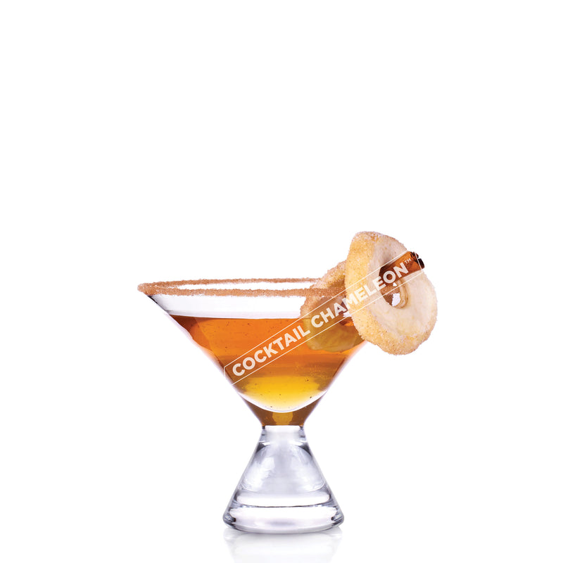 Limited Edition Cocktail Portrait: Baked Apple watermarked image