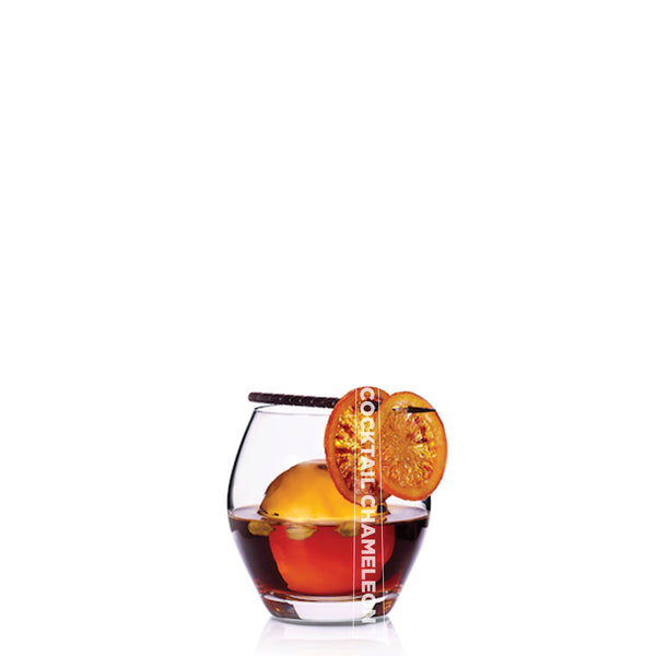 Limited Edition Cocktail Portrait: Bombay watermarked image