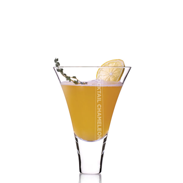 Limited Edition Cocktail Portrait: Summer-Thyme Shandy watermarked image