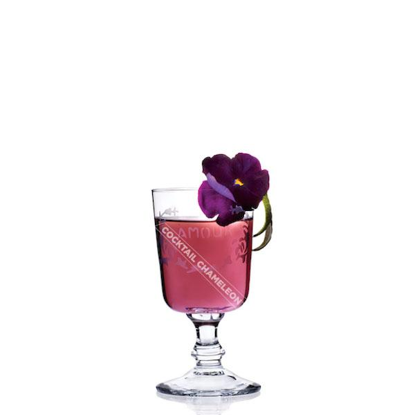 Limited Edition Cocktail Portrait: Perfect Love watermarked image