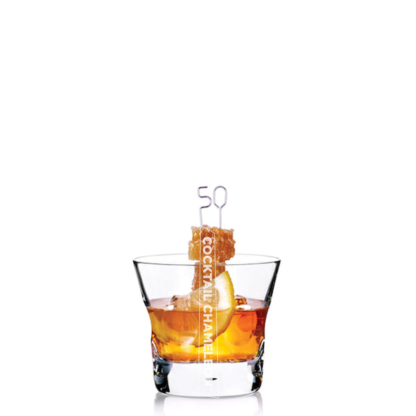 Limited Edition Cocktail Portrait: 50/50 watermarked image