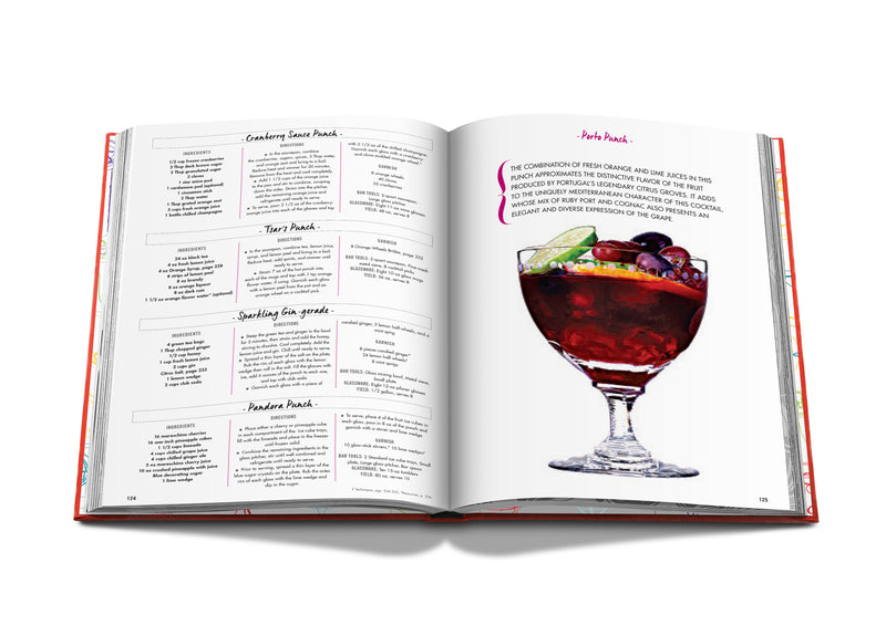 Cocktail Chameleon by Mark Addison - Recipe Pages - Porto Punch