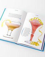 Cocktail Chameleon by Mark Addison - Limited Edition - Recipe Pages