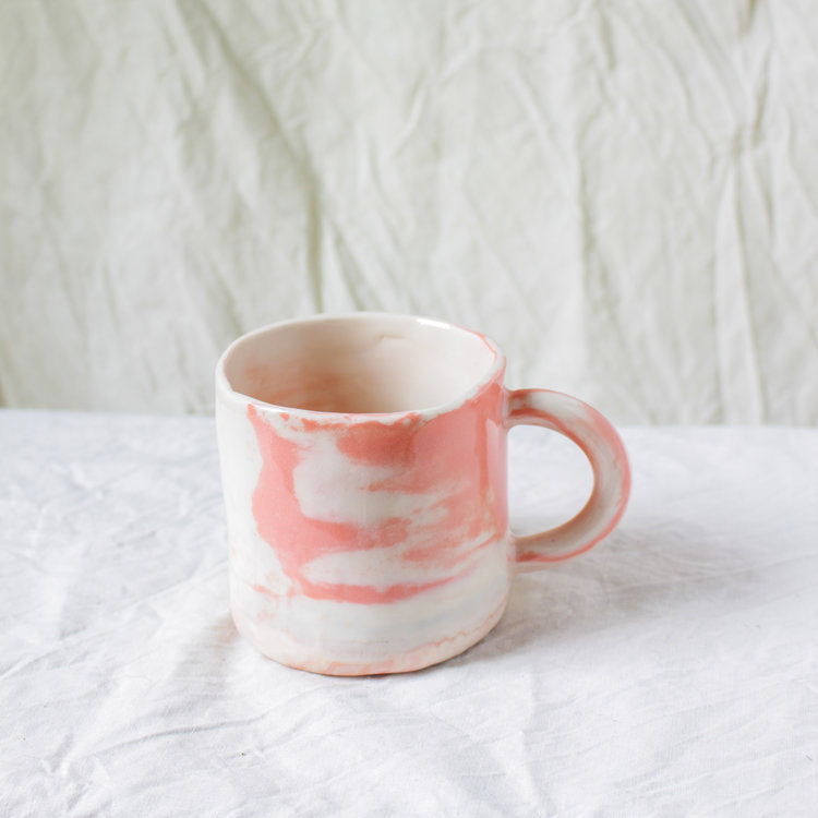 Porcelain Candy Mug