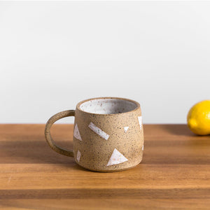 Speckle Shapes Mug
