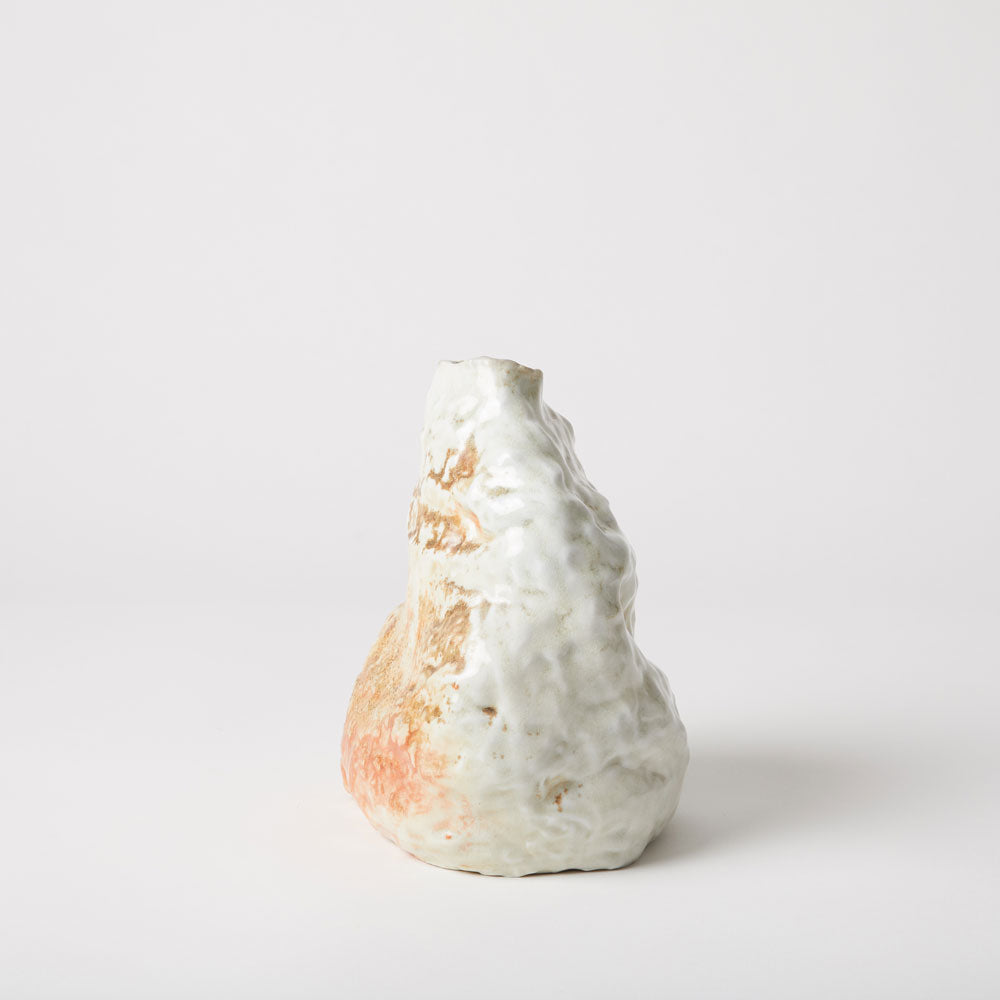 Wood Fired Porcelain Vase II