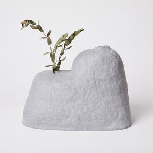 Porcelain Mountains Vase
