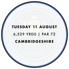 Load image into Gallery viewer, 2020 CHAMPIONSHIP OF CAMBRIDGESHIRE