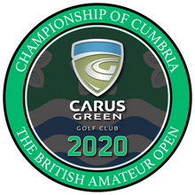 Load image into Gallery viewer, 2020 CHAMPIONSHIP OF CUMBRIA