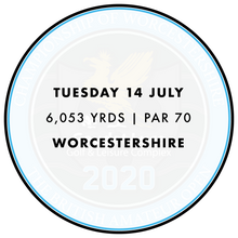 Load image into Gallery viewer, 2020 CHAMPIONSHIP OF WORCESTERSHIRE