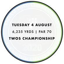 Load image into Gallery viewer, 2020 BRITAM TWOS CHAMPIONSHIP