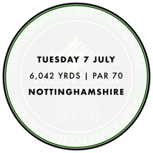 Load image into Gallery viewer, 2020 CHAMPIONSHIP OF NOTTINGHAMSHIRE