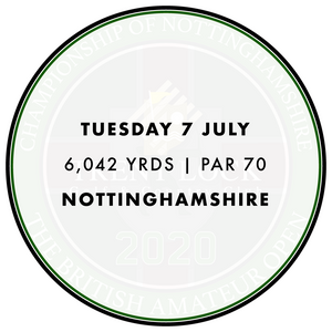 2020 CHAMPIONSHIP OF NOTTINGHAMSHIRE