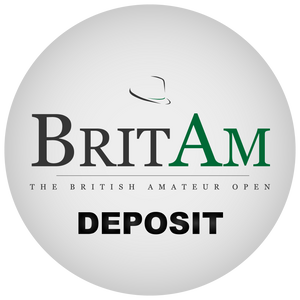 2020 BritAm - Deposit (excluding clothing)